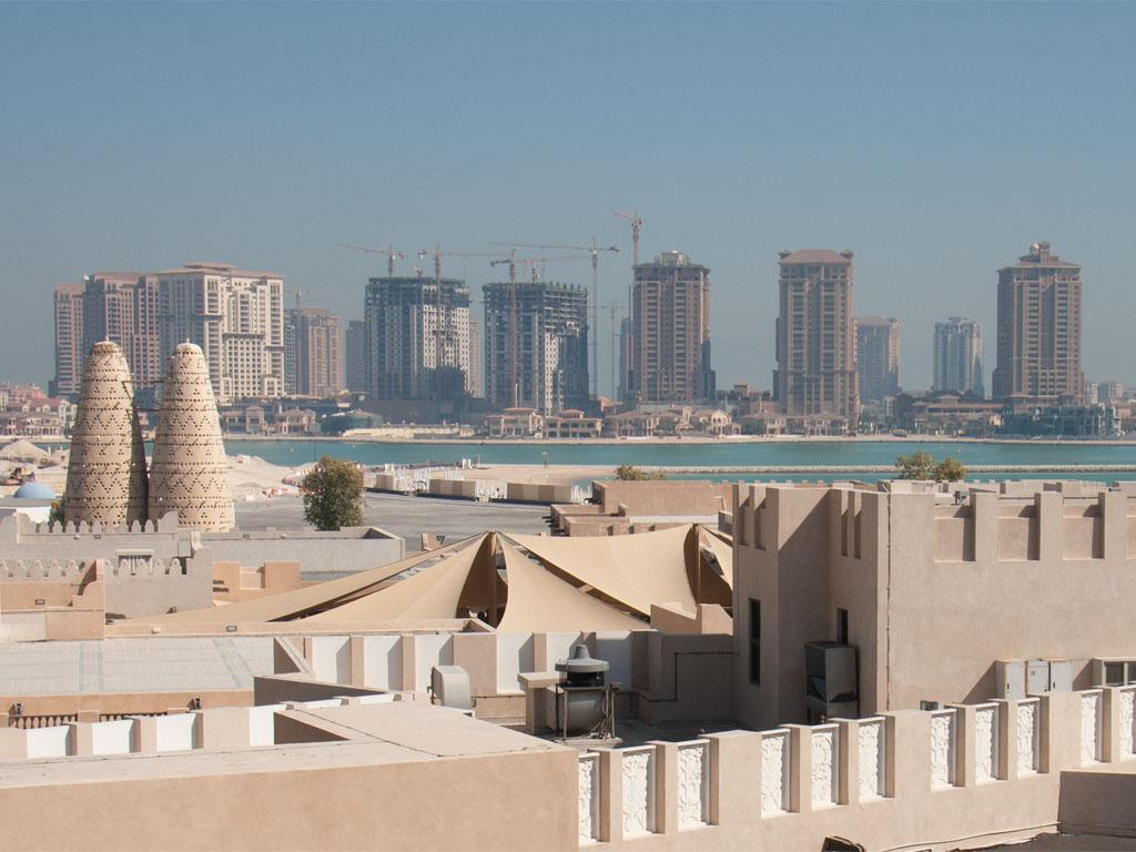 Katara - Qatar Cultural Village, Doha, Qatar - Sonya And -4868