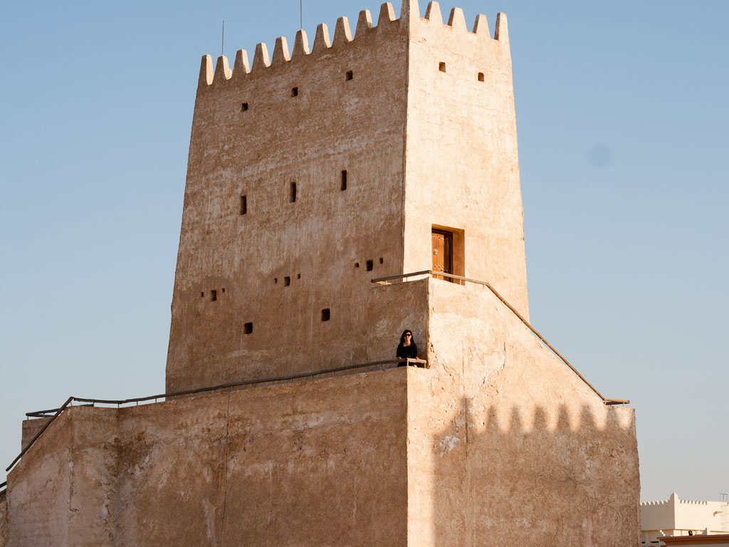 Barzan Towers Umm Salal Muhammed Fort Qatar Sonya And