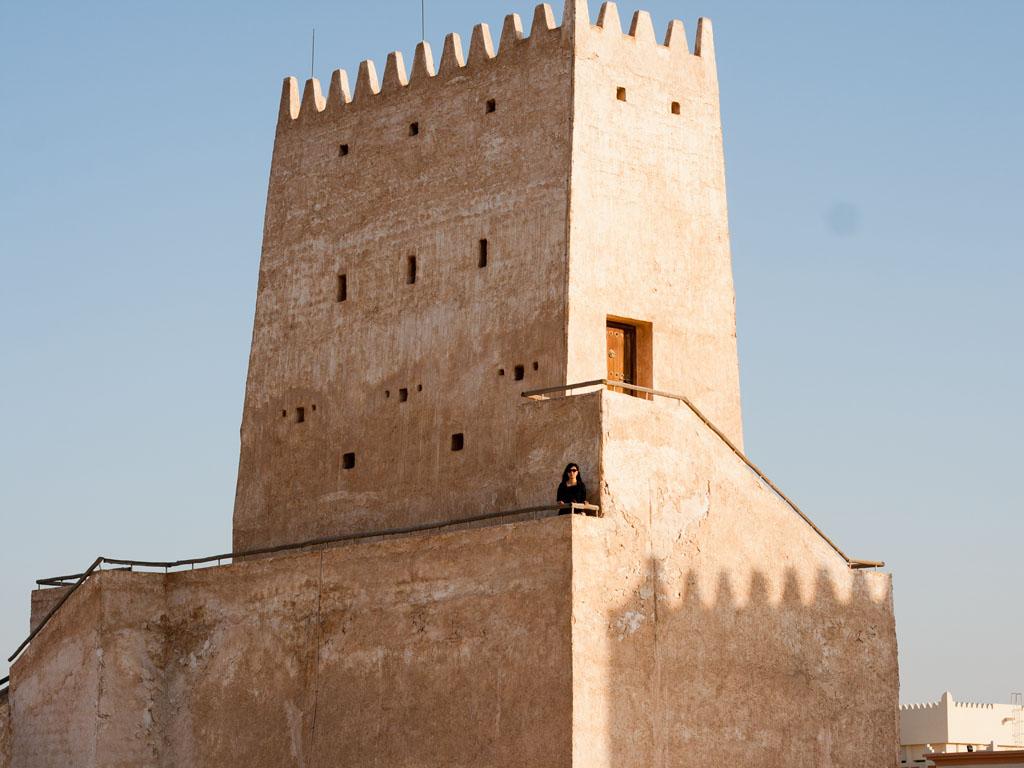 Barzan Towers Umm Salal Muhammed Fort Qatar Sonya And