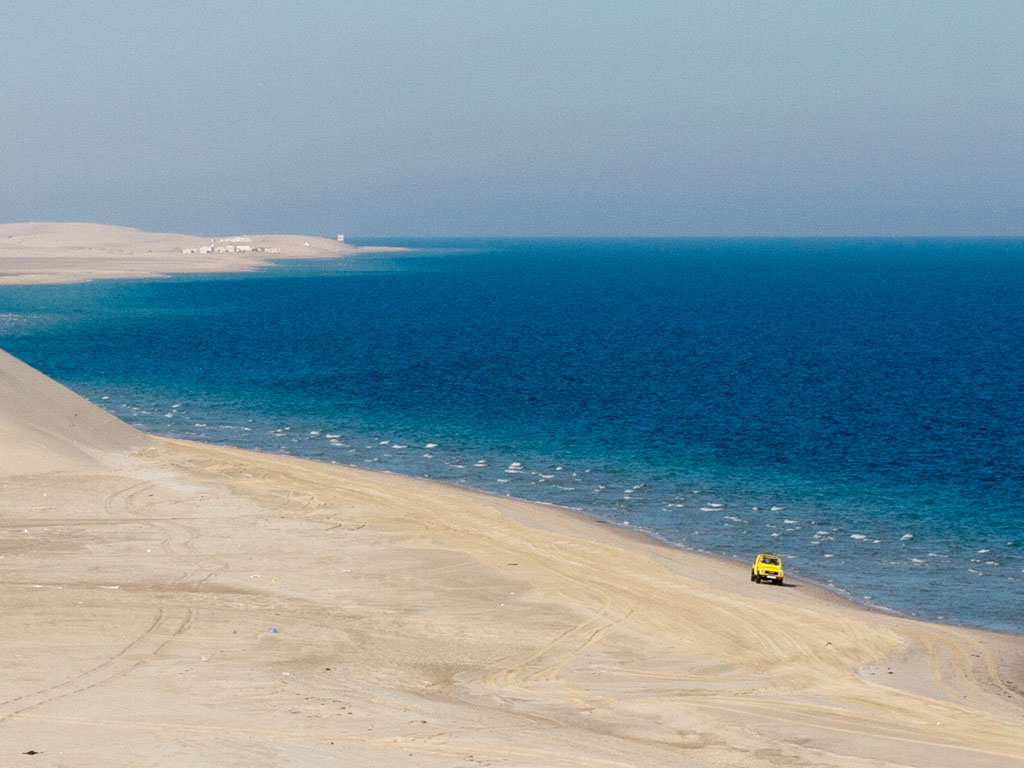 Khor Al Adaid (Inland Sea), Qatar