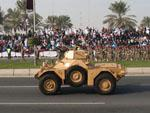 Small armoured vehicle