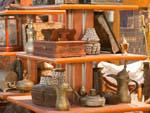 Various knick-knacks for sale