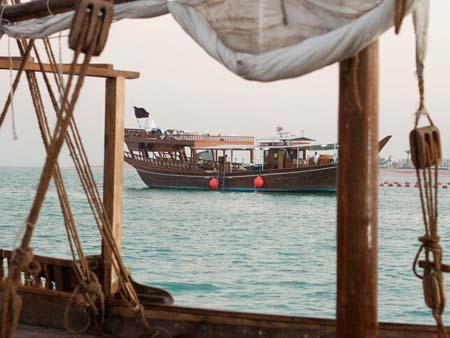 A dhow