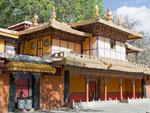The New Summer Palace (Takten Migyur Podrang)