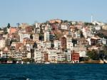 Yenikoy waterfront houses